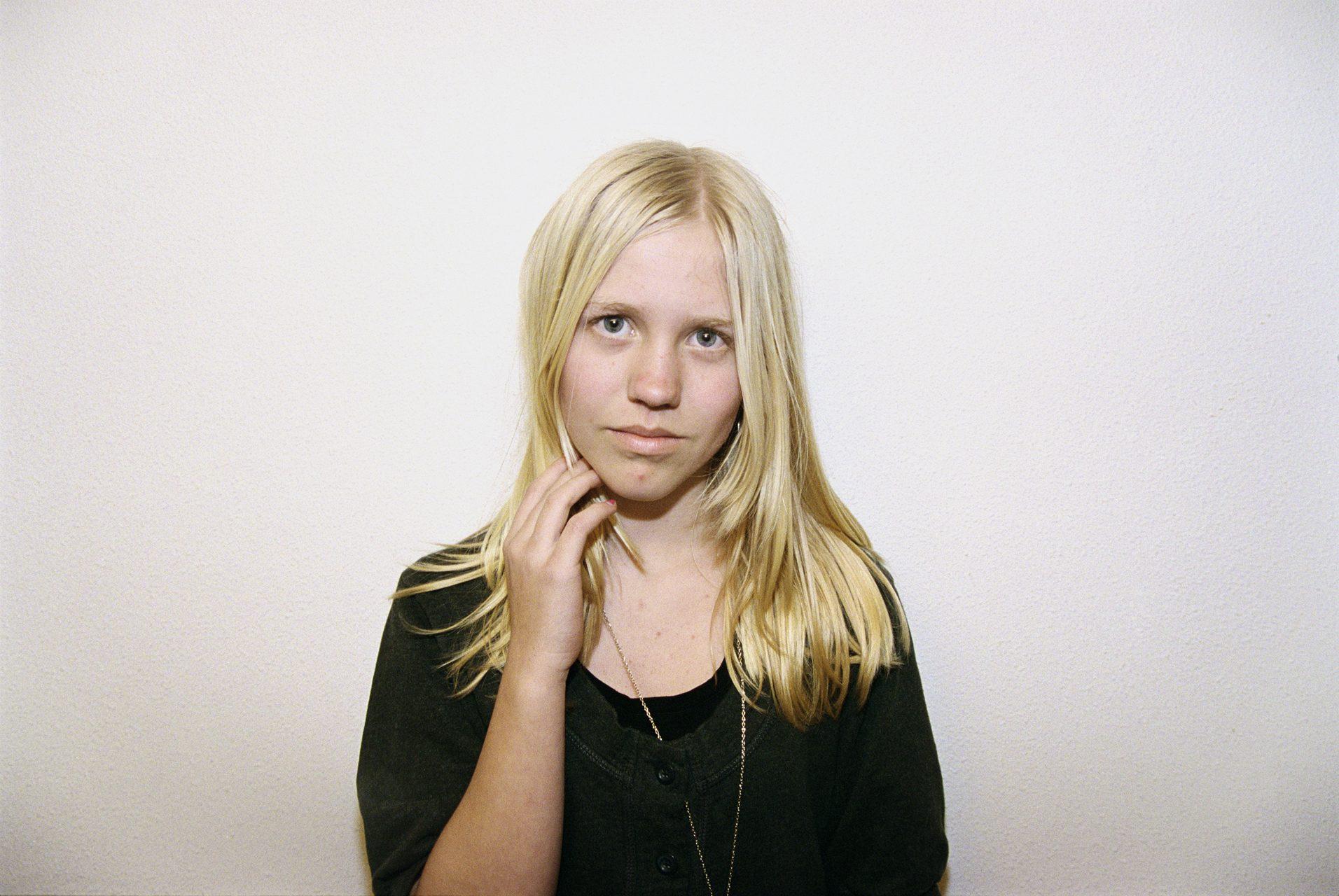 Marijne, 13 years old.