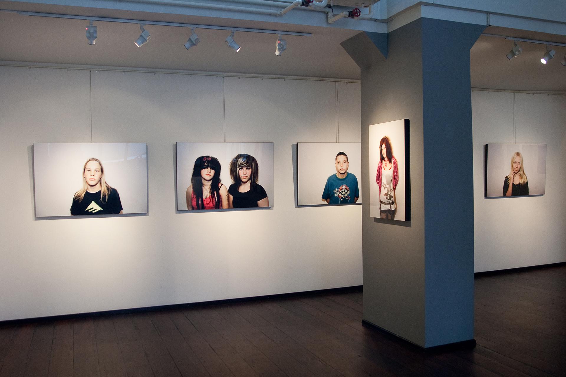 September 2008: exhibition in Melkweg Galerie, Amsterdam.