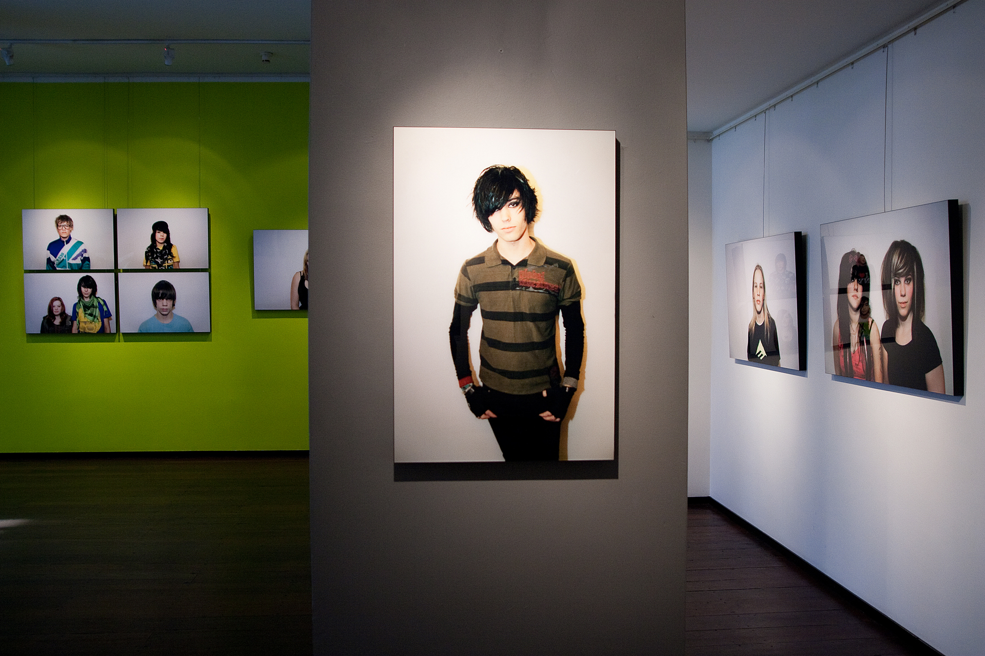 September 2008: exhibition Melkweg Galerie, Amsterdam.