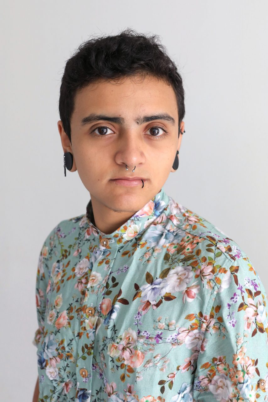 """After my coming out I was kicked of my house. I did not get any support from my parents. But I am also independent, with a good house in a nice neighborhood. I speak fluent English. And I have a well paid job at an international call centre where I am not discriminated for being trans."""