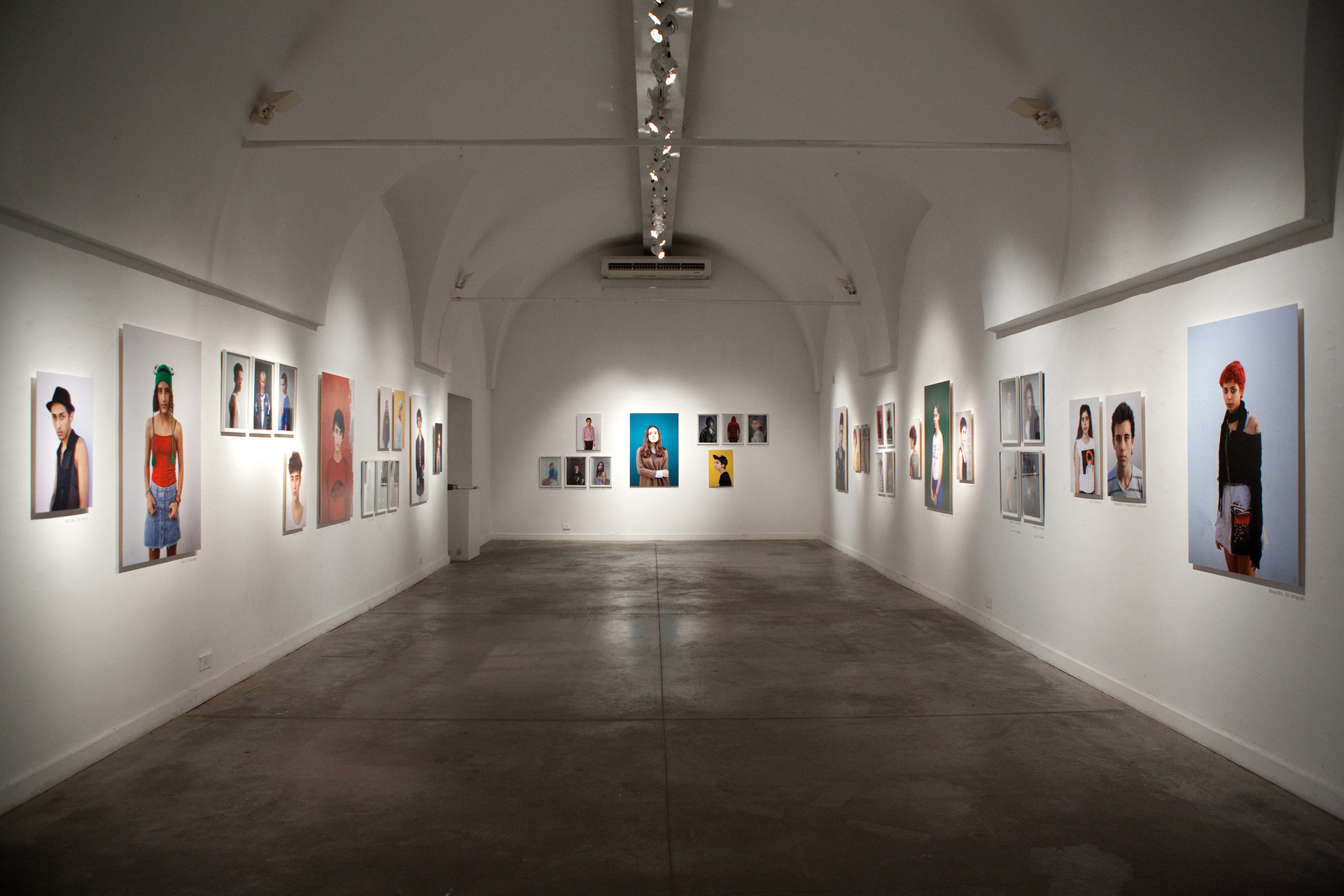 May 2013: exhibition at Centro Cultural Recoleta, Buenos Aires.